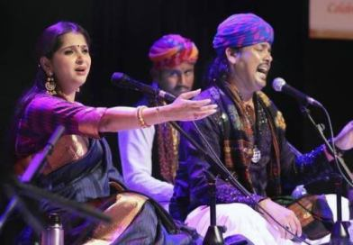 Kaushiki Chakrabarty & Mame Khan: My angels of melodious dream and love