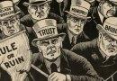 Taxation, like communism, saps the 'adventurous spirit of the American people'