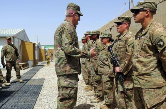 Does United States lose much from Afghanistan withdrawal