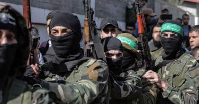 Hamas crushes internal dissent while fueling violent border riots
