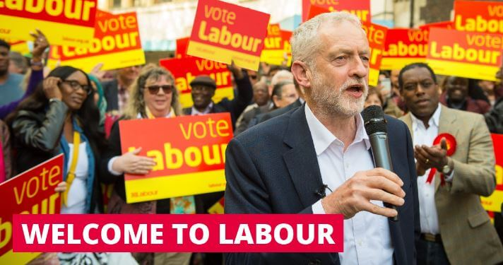 Britain's Labour Party is institutionally antisemitic