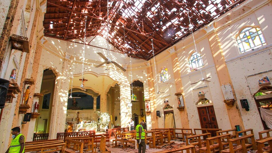 Islamic State behind Sri Lanka attack