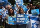 Jews love Israel and anti-Semitic efforts to brand them as disloyal