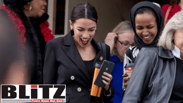 As if it is now Ilhan Omar's Democratic Party