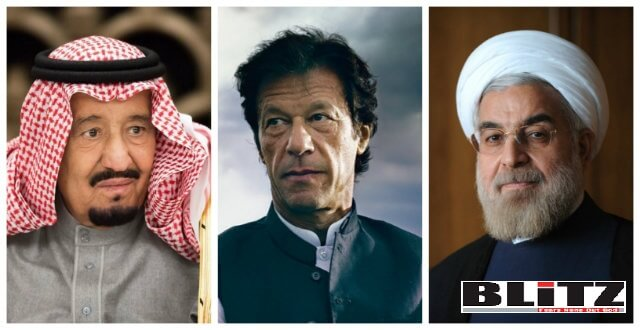 Pakistan's attempts of balancing relations with Saudi Arabia and Iran will put it into risk