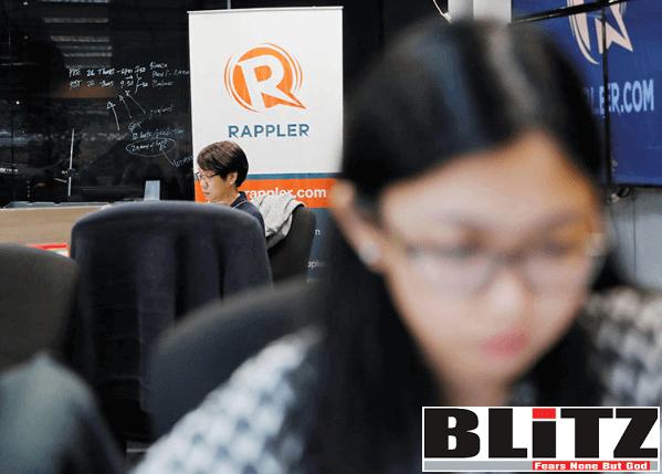 Rappler-CIA plot claim is attempt to cut funding