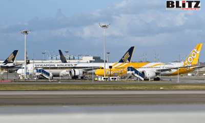 Singapore Airlines, SIA, SilkAir, Scoot Airlines, Hong Kong, Perth, Boeing 787-10, SIA Group