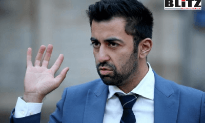 Humza Yousaf, Scotland, United Kingdom, Capitol Hill, Hollywood