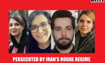 Human Rights News Agency, Tehran Revolutionary Court, Bahai, Mona Mehrabi, Elham Kerempisheh, Afsaneh Yadegar Ardestani, Ehsanollah Yadegar Ardestani, Elaheh Samizadeh, Baha'i, Universal Declaration of Human Rights