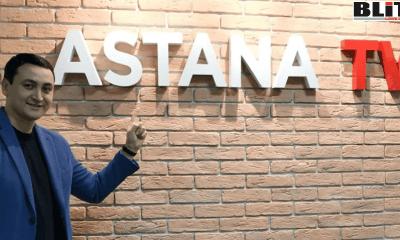 Kazakhstan, Bakhrambek Talibzhanov, Bakhrom Abdullaev, 31 Arna, Astana TV