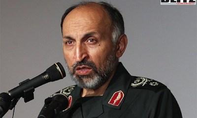 Brigadier General Muhammad Hosseinzadeh Hejazi, Deputy Commander, IRGC