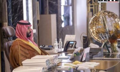 Council of Economic and Development Affairs, CEDA, Crown Prince Muhammad Bin Salman, King Salman