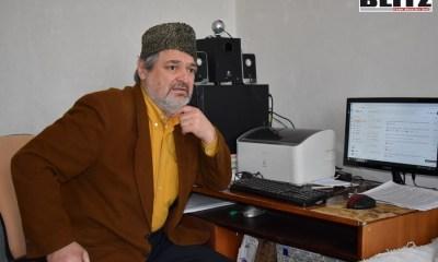 Russian, Crimea, Bekir Mamutov