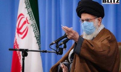 COVID-19, Supreme Leader Ali Khamenei, Moderna, Pfizer, COVID-19 vaccine, Iranian President Rouhani