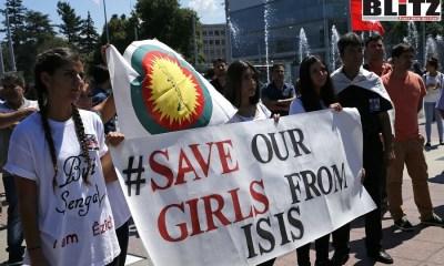 Iraqi Yazidi women, Middle East, Africa, Yazidi women