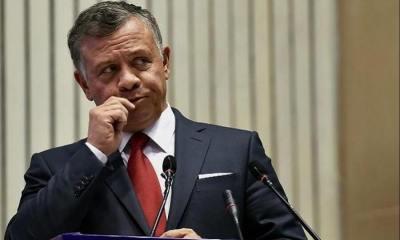 Jordanian King Abdullah, Jordan, Jordanian authorities