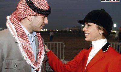 Princess Haya bint Hussein, King Abdullah II, Prince Hamzah, Prince Ali, Jordan
