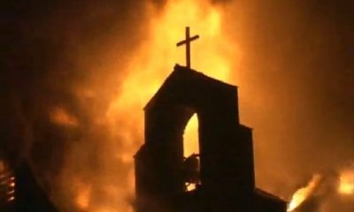 Christians, Muslims, Christians are most persecuted for their faith, Churches or Christian buildings