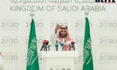 Crown Prince Muhammad Bin Salman, Vision 2030, Saudi