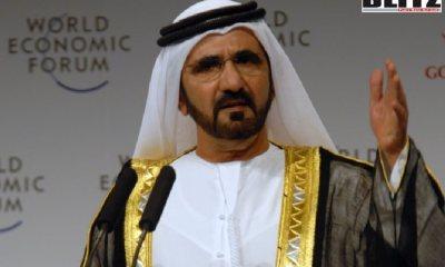 Sheikh Mohammed bin Rashid Al Maktoum, Dubai, Iran, Qatar, Jordan, Palestinian Hamas, Middle Eastern affairs,, Saudi Arabia