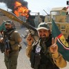 Iran-backed Shiite militias, Islamic State, ISIS, Mosul