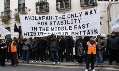 Hizb Ut Tahrir, Britain, UK, Al-Aqsa mosque in Jerusalem, Masjid Al-Aqsa