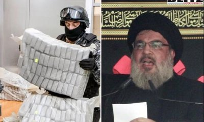 US, Drug Enforcement Agency, DEA, Hezbollah, Counter-Narcoterrorism Operations Center, Lebanon, Americas, Africa, Europe