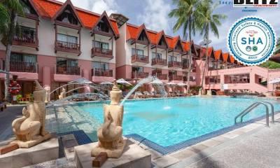 SAH+ Hotel, Thailand, Pattaya, Thai