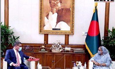 Prime Minister Sheikh Hasina, COP-26, Ihsanul Karim, COVID-19