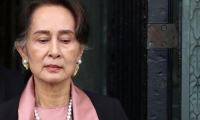 Aung San Suu Kyi, Myanmar, Nobel Peace Prize