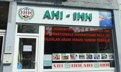 Foundation for Human Rights and Freedoms and Humanitarian Relief, Insan Hak ve Hürriyetleri ve İnsani Yardım Vakfı, IHH, Al-Qaeda, Islamic State