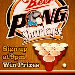 Sharky's Beer Pong Rules!