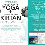 Esplendor Hotel Tamarindo hosting sunset Yoga charity event