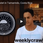 Casa Aura Hostel in Tamarindo: Interview with Nacho