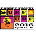 Robert August Surf & Turf charity challenge coming up.