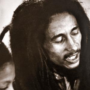 Bob Marley, the legend.