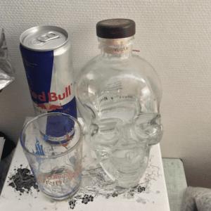 Vodka Redbull