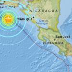 7.0 magnitude earthquake hits off Nicaragua Coast