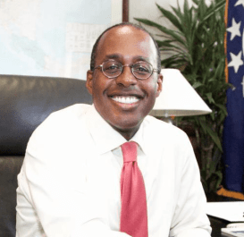 Current U.S. Ambassador to Costa Rica, S. Fitzgerald Haney