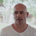 Kelly Slater visits Rythmia, gets a 'miracle'.