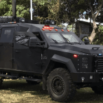 "U.S. donates 3 armored vehicles to Costa Rica's ""Military"""