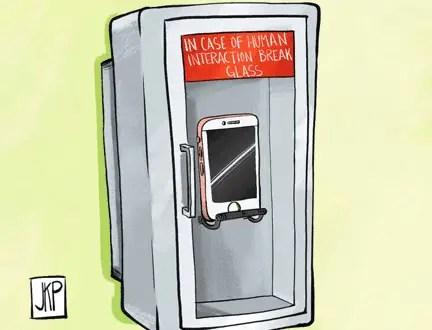 Cartoon social emergency weekly humorist cartoon social emergency maxwellsz
