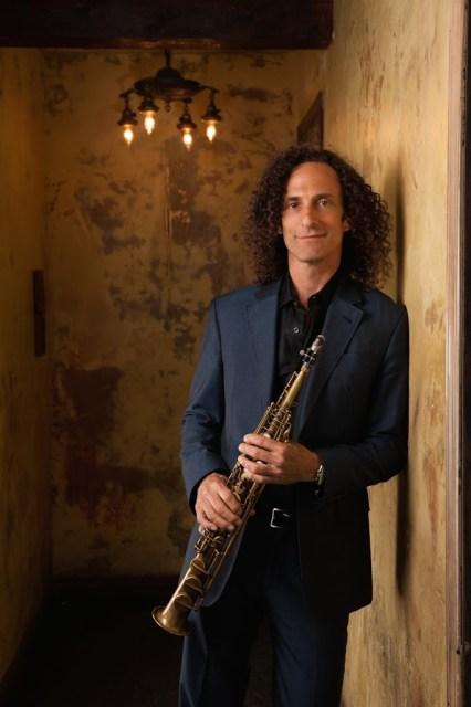 Saxophone Kenny G