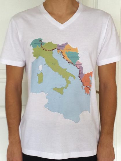 "A tutorial ""how o to create a T-shirt"" with Mapbox Studio"