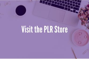 PLR Store