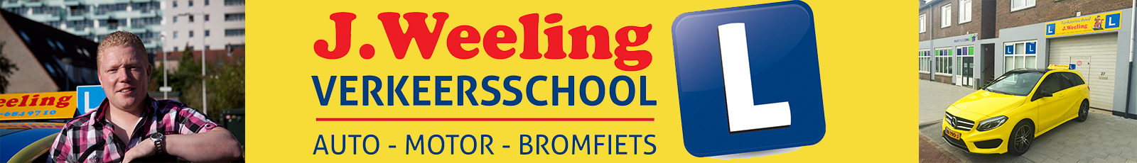 Rijschool Weeling Amsterdam