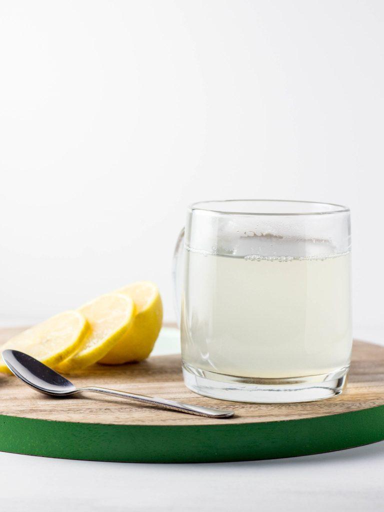 Soothing Ginger Lemon Tea