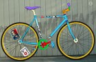 Fixie We are the Magnificent