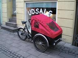 Christiana Bike à Copenhague