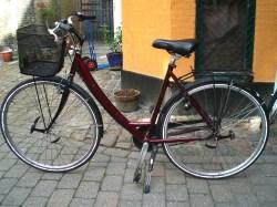 Copenhague, le vélo de Aimache